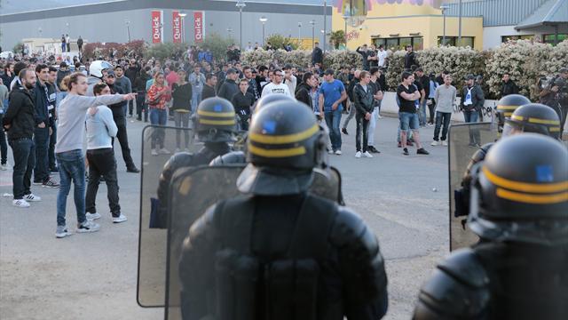 Bastia promet «des mesures fortes et adéquates»