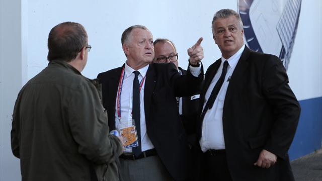 Aulas : «Ça dépasse l'entendement, le directeur de la sécurité de Bastia a frappé Lopes»