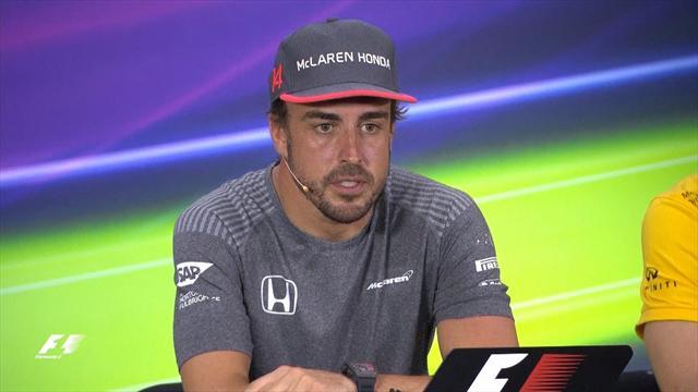 Motörchen lässt Alonso verzweifeln - Flirt mit der alten Liebe?