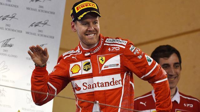 """Vettel schwärmt von seinem Ferrari: """"Das Auto war ein Traum"""""""