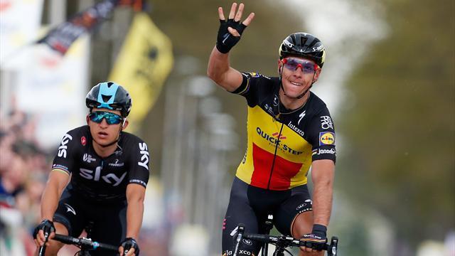 """Philippe Gilbert non sarà al via del Giro: """"Per me è un duro colpo"""""""