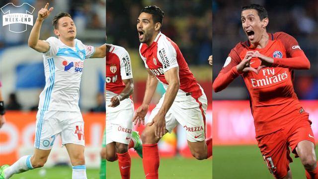 Thauvin, Di Maria, Falcao… Votez pour le meilleur joueur de la 33e journée de Ligue 1