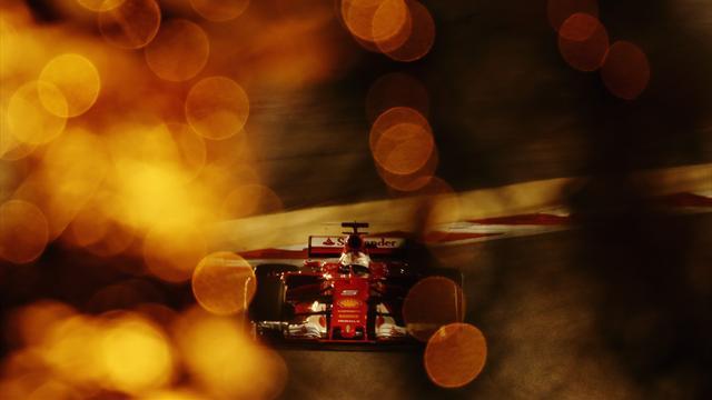 Bonus-malus : Vettel des étoiles dans les yeux, Alonso la tête sous l'eau