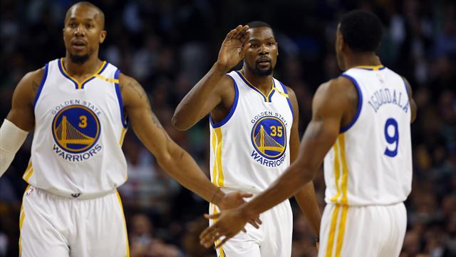 Les Warriors ont fini fort et il fallait bien ça pour venir à bout de Portland