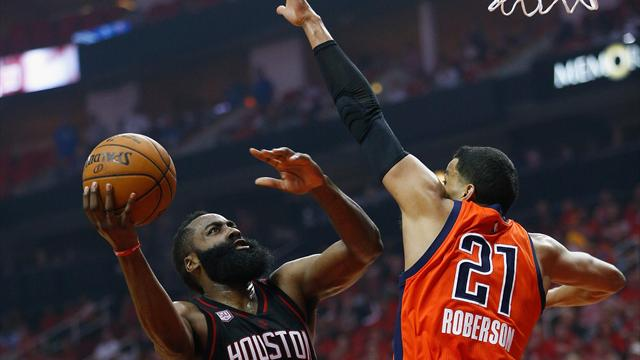 Harden et Houston dominateurs, Butler et Chicago surprenants
