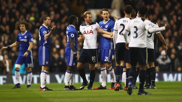 Cifrele Premier League: La ce capitole sunt Chelsea și Tottenham în top?