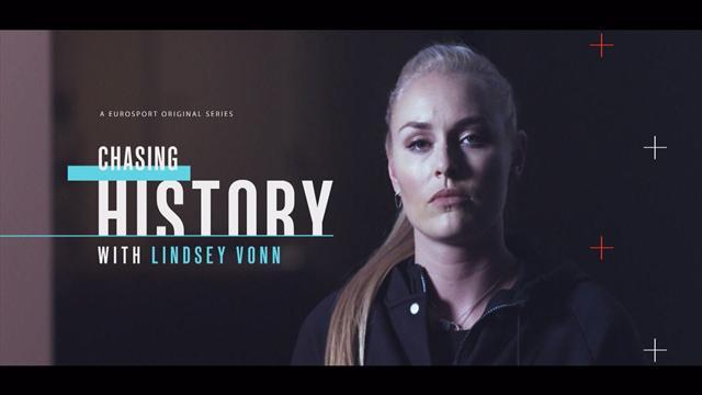 Chasing History: Así se machaca Lindsey Vonn en el gimnasio