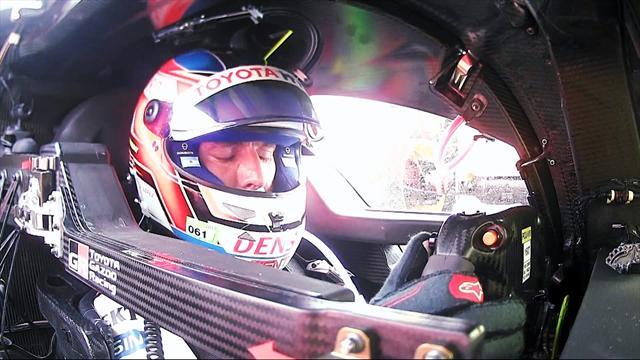 Rolex Minute : Accident terrible et victoire à l'arraché, début de saison en fanfare à Silverstone