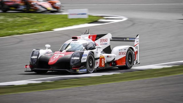 Toyota siegt in Silverstone, Porsche Matchwinner