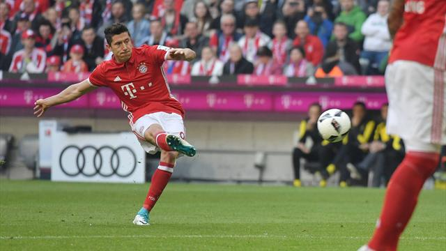 Lewandowski, l'arme fatale qui manquait au Bayern