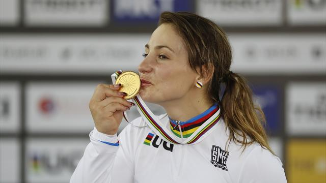 Olympic sprint cycling champion Vogel paralysed after crash