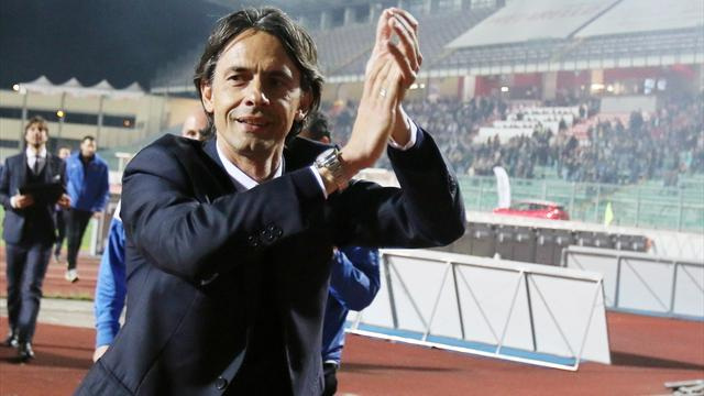 Ufficiale: Pippo Inzaghi è il nuovo tecnico del Bologna