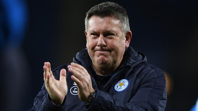 Leicester City sack manager Craig Shakespeare