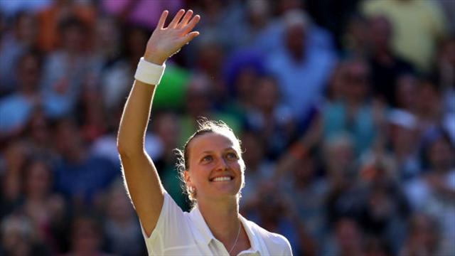 Petra Kvitova eyeing shock return from hand injury at French Open