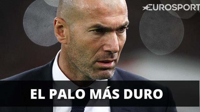 La trágica noticia que Zidane recibió antes del Madrid-Bayern