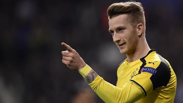 Team News: Marco Reus back in action for Dortmund