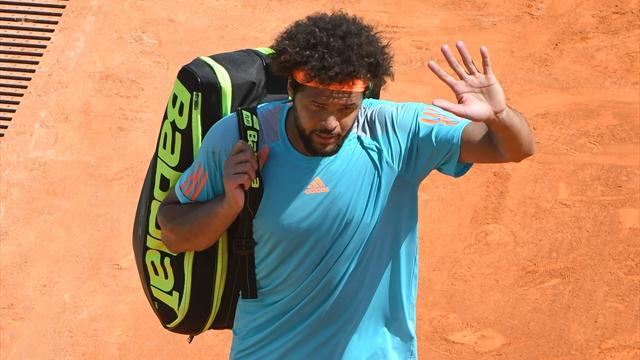 Mannarino upsets Tsonga in Monte Carlo