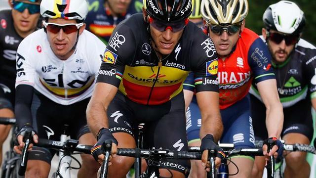 Gilbert se pierde el Giro de Italia por su lesión de riñón