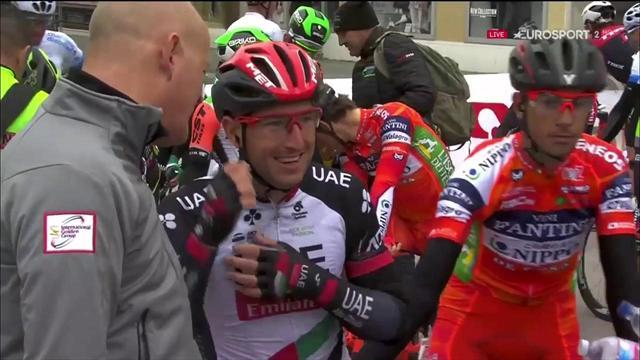 La prima tappa del Giro di Croazia parla italiano! Sacha Modolo si impone allo sprint