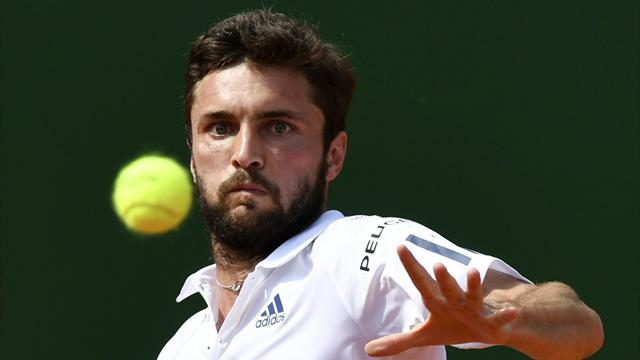 Tennis : Simon est tombé de très haut