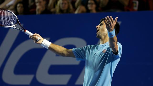 Djokovic rischia grosso, ma la spunta con Simon