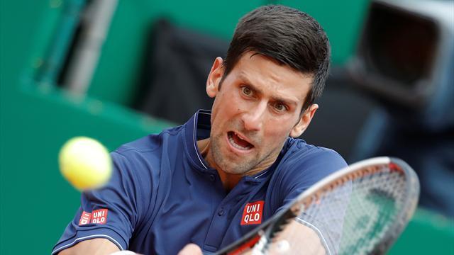 Djokovic overcomes stubborn Gilles Simon to progress in Monte Carlo