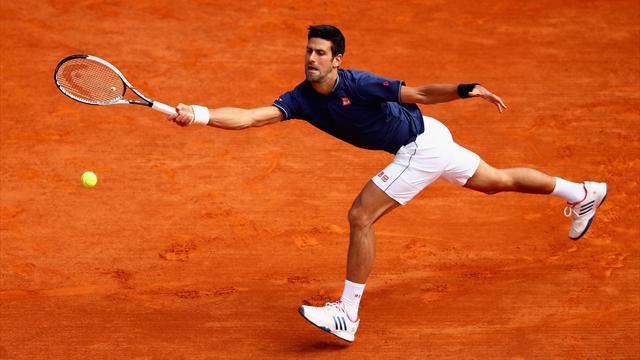 Masters 1.000 Montecarlo, Gilles Simon-Novak Djokovic: Salvado por la campana 3-6, 6-3 y 5-7