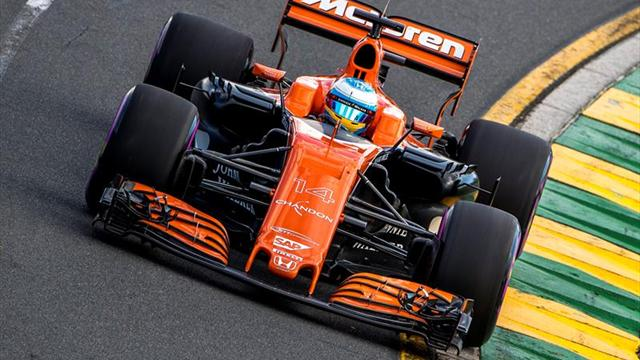 Hamilton, el mejor el primer día en Baréin; McLaren sigue sufriendo