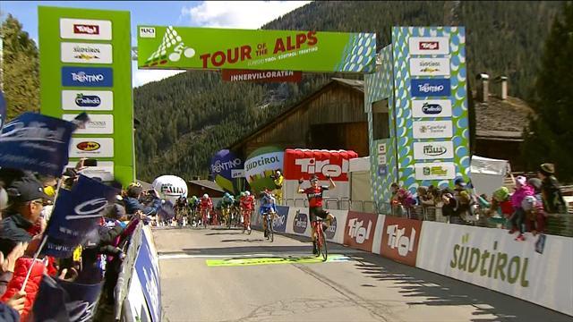 Tour de los Alpes: Rohan Dennis (BMC) gana la segunda etapa