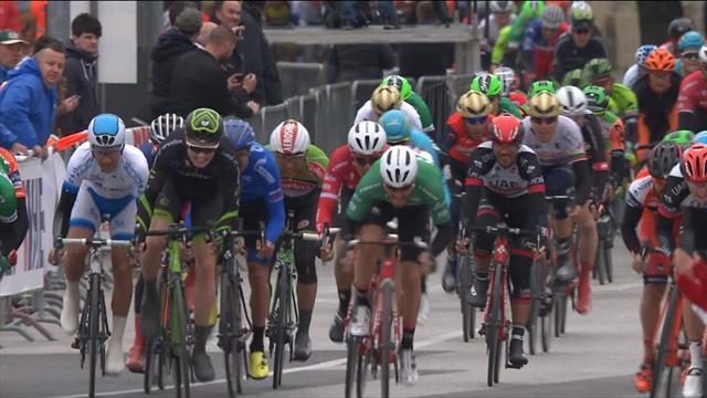 Tour of Croatia: Sacha Modolo takes stage 1
