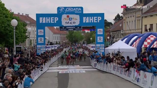 Tour de Croacia: Sacha Modolo gana la primera etapa