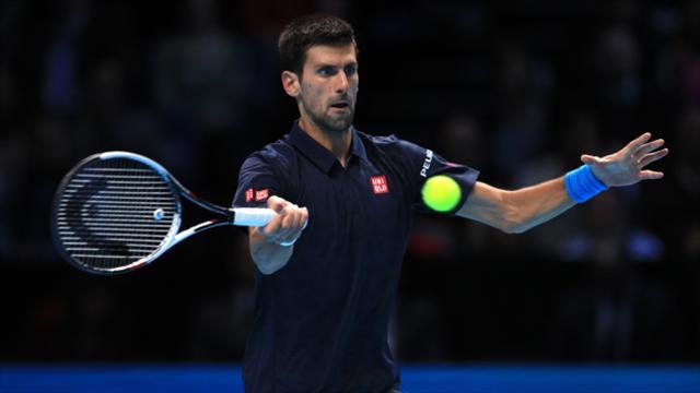 Novak Djokovic edges past Gilles Simon at Monte-Carlo Rolex Masters