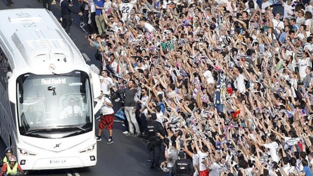 Cristiano desata su ira en triunfo del Real Madrid