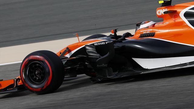 Honda auch bei Testfahrten mit Problemen - Hamilton Schnellster