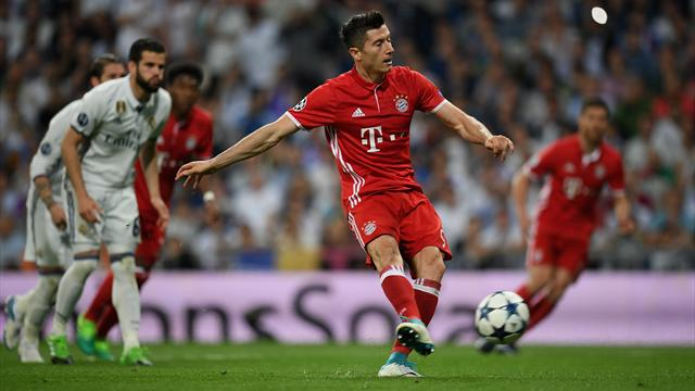Extra time: Real and 10-man Bayern battle on in Champions League thriller