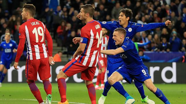 Le pagelle di Leicester-Atletico Madrid 1-1