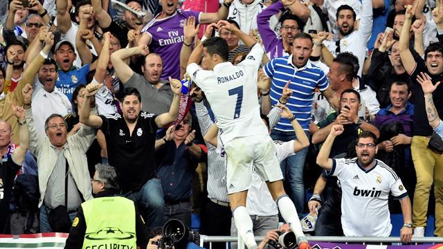 Triplé de Ronaldo, finition d'Asensio : tous les buts du Real Madrid face au Bayern Munich