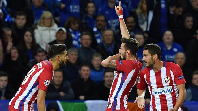 En vieil habitué, l'Atlético retrouve les demi-finales