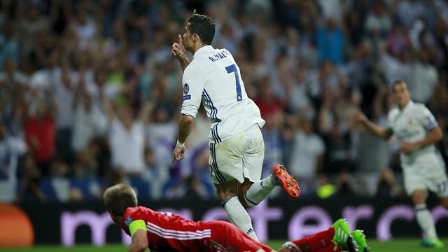 Le Bayern a frôlé l'exploit mais Ronaldo a imposé sa loi