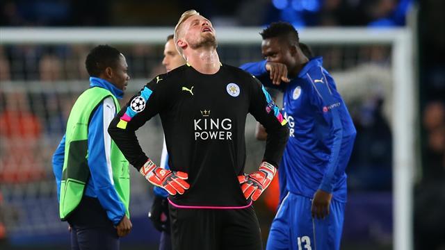 Atletico end Leicester dream despite Vardy strike