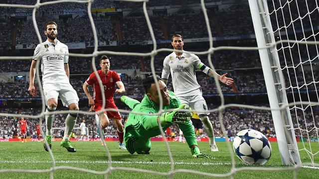 Le csc de Ramos a finalement été sans conséquence facheuse pour le Real