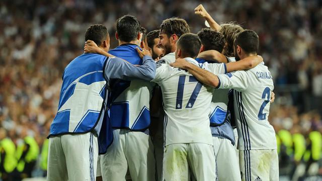 «Реал» сыграет с «Атлетико», «Ювентус» – с «Монако»
