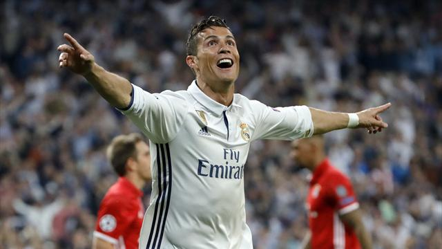 Champions League (Cuartos, vuelta) Real Madrid-Bayern: Con miedo y polémica (4-2, global 6-3)