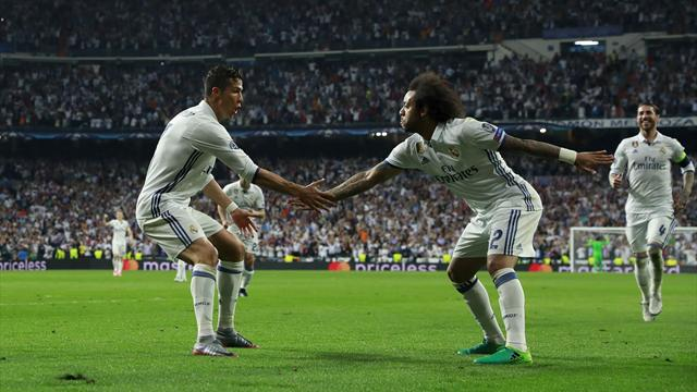 Le pagelle di Real Madrid-Bayern Monaco 4-2: Ronaldo e Marcelo stellari; arbitro peggiore in campo