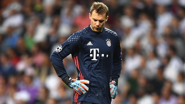 Pas d'opération mais saison terminée pour Neuer