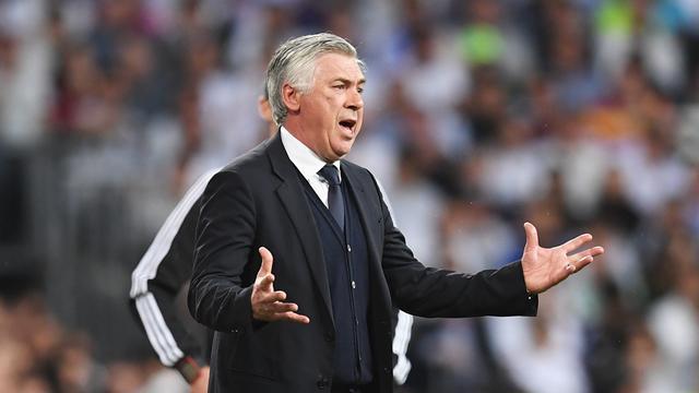"""Ancelotti : """"Sur un quart de finale, il faut un meilleur arbitre… ou mettre la vidéo"""""""