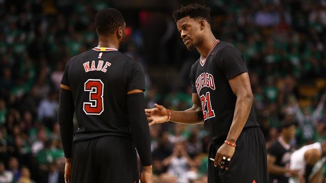 Les Bulls enfoncent les Celtics, Lowry réveille les Raptors : Le point sur la nuit de playoffs