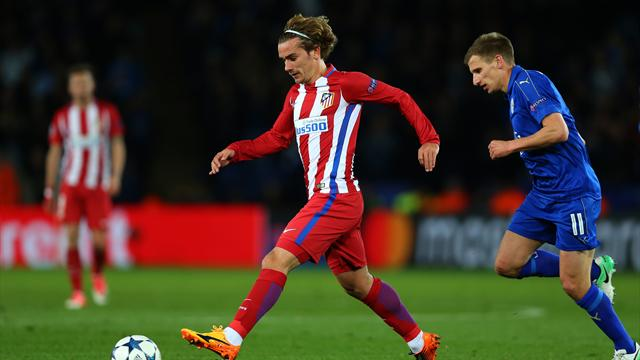 'Get him as far away from Manchester as you can!' - Gerrard doesn't want Griezmann at United