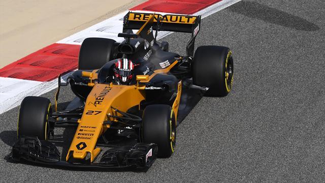 """Les nouvelles pièces essayées par Renault apportent """"un gain tangible"""" à la R.S.17"""