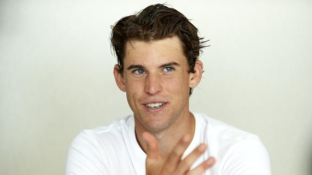 ROLEX MINUTE: Thiem delighted to be on clay in Monte Carlo